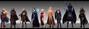 Rol Characters 2020