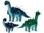Moss Brachiosaur