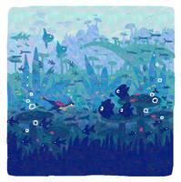 Go, Runbug! by Mossworm