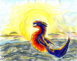 Pierce through the Sky by Aerona
