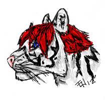 Karas Color Sketchy by Aerona