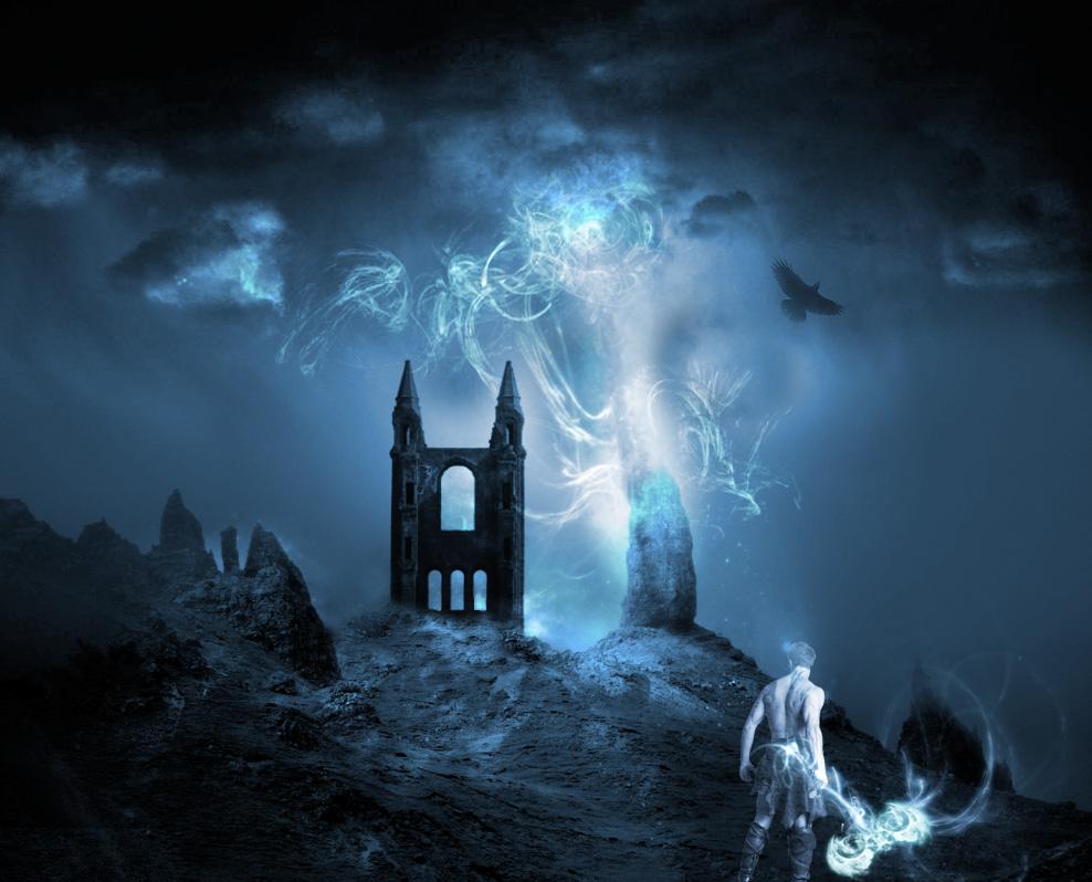 Ghost Warrior vs The Sky Demon