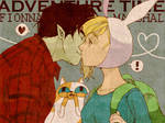 Adventure time: fionna X Marshal