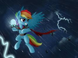 Thunder Bolt by qzygugu