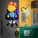 Jim pixel-art by peileppe