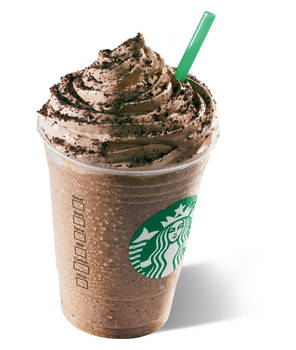 Chocolate Cookie Crumble CrA'me Frappuc