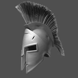 Spartan Warrior Helmet by 0202742