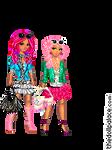 PinkieShy Shopping trip