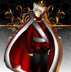 King Xerxes IX