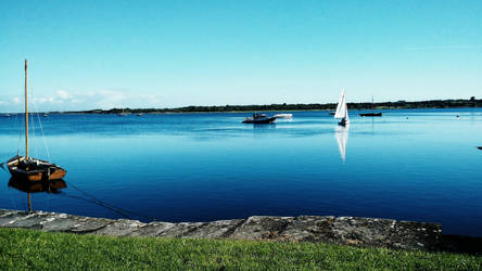 Calm Waters by April0930