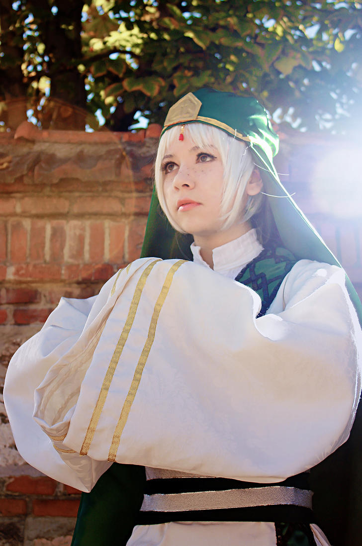 Magi:TLoM-  Ja'far -I'll follow you untill the end by Shibuky
