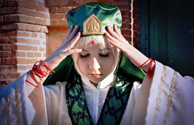 Magi: Ja'far the King's advisor by Shibuky