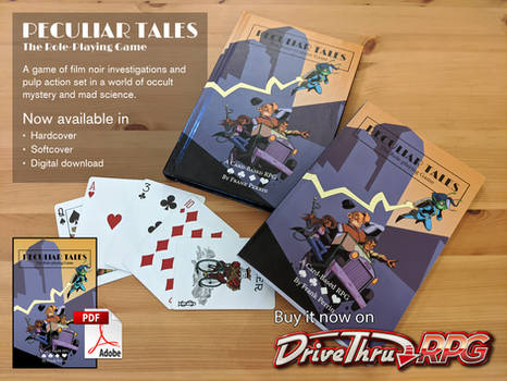 Peculiar Tales: The Role-Playing Game