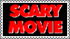 Scary Movie stamp by Dark-Scratcher