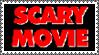Scary Movie stamp by Dark-Scratcher