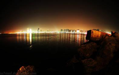 Abu Dhabi Rise by iA7mad