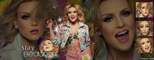 Stay Beautiful | Portada Perrie Edwards by aviedictions