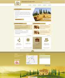 Screendesign Toscana Tours