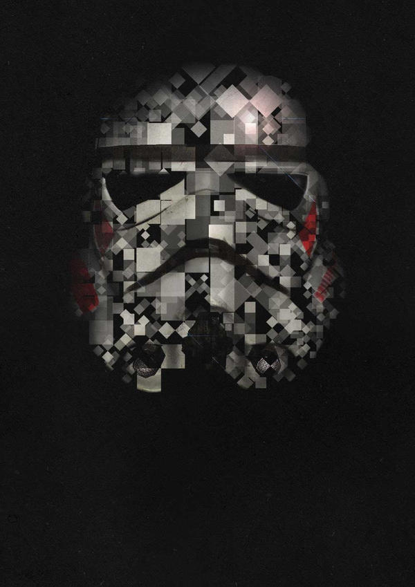 Pixel Trooper by SixPixelDesign