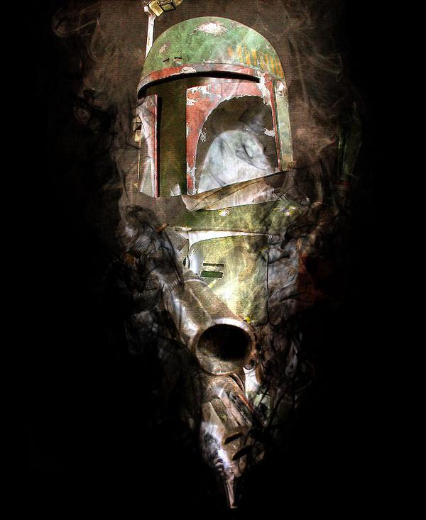 Bounty hunter by SixPixeldesign