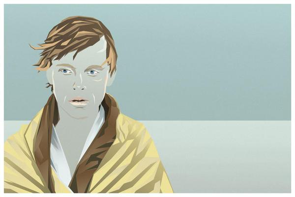 Sad Luke by SixPixeldesign