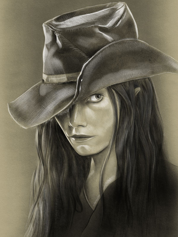 Anne Bonny by SixPixeldesign