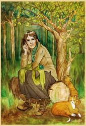 Autumn Song by cut-box