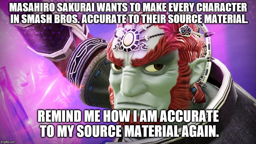Ganondorf Smash Bros Meme By Arcgaming91 On Deviantart