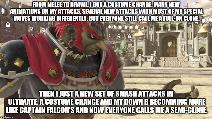 Ganondorf Smash Bros Meme 2 By Arcgaming91 On Deviantart
