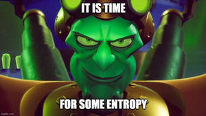Dr. N. Tropy meme (3)