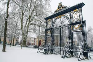 5 Fevrier - Reims sous la neige by InterludePhoto
