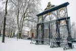 5 Fevrier - Reims sous la neige