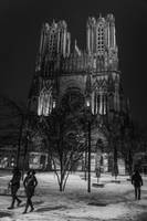 9 Fevrier - Notre-Dame de Reims by InterludePhoto