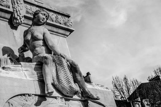 19 Fevrier : Statue remoise