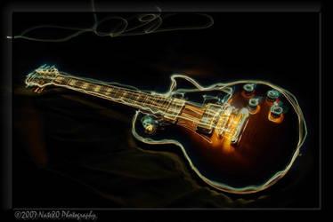 Illuminated Rock Machine by Nate80