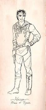 Tigana - Prince Alessan