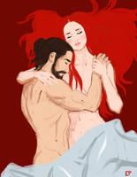 Jonsa - Sleeping In by Emmanation
