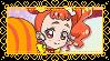 Cure Custard Stamp (PreCure)