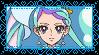 Cure Mermaid Stamp (PreCure)