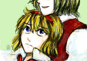 My Alice by blameshiori