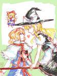 Marisa, Alice, and Shanghai