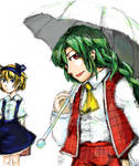 PC98 Alice and PC98 Yuuka