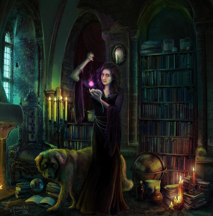 A bit of magic -Request-
