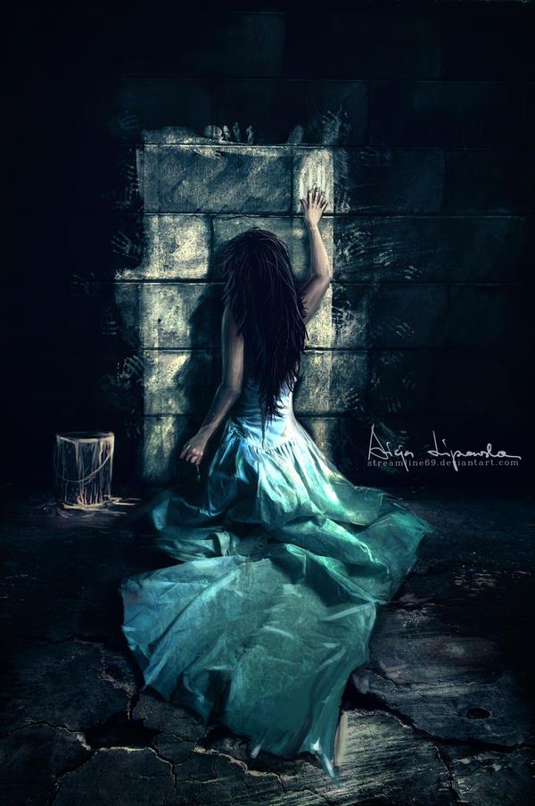 When darkness falls by streamline69