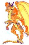 Mountain Dragoness
