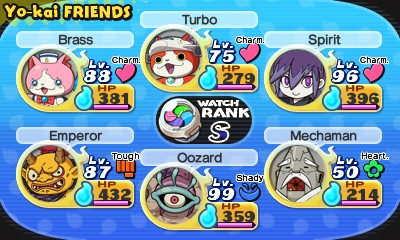Yo-Kai Watch 2  Fleshy Souls-Online Battle Team by Xeno-chao on ... af06f6ef75