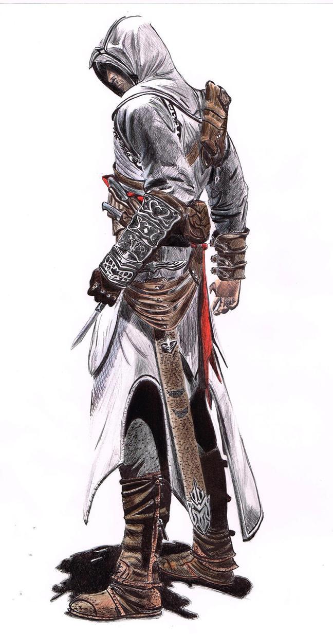 AC: Altair by EgweneTargaryen