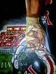 Football Soldier by SamGuentherArt