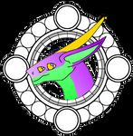 Gamex4000 Visov badge! by Werewolf-Pirate