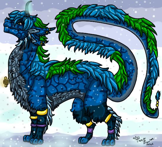 Dragon Goddess by dragonrace